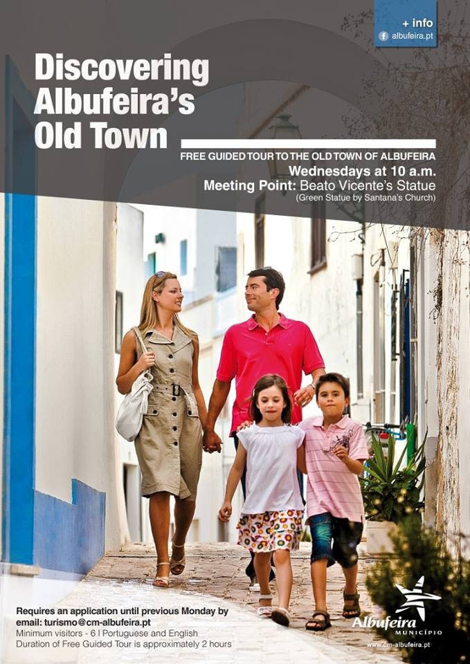 Discover Albufeira's Old Town