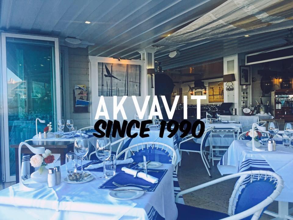 Dish of the Day at Akvavit