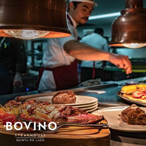 Easter Brunch at Bovino Steakhouse
