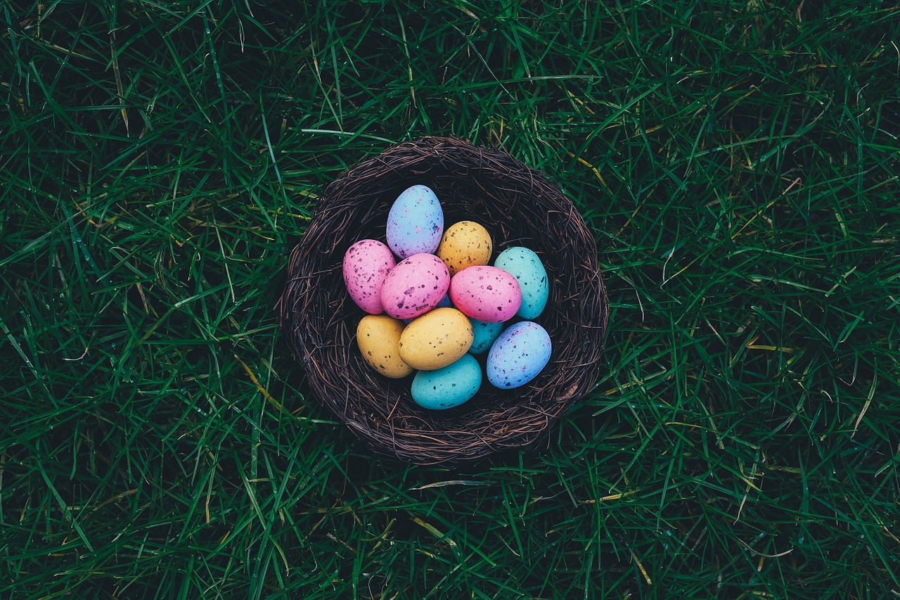 Easter Egg Hunt at Koko Lane, Quinta do Lago