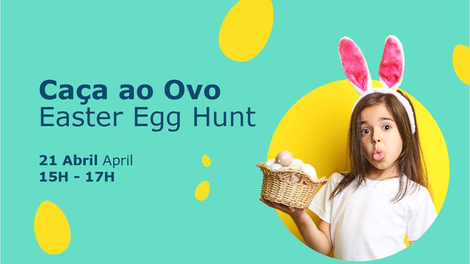 Easter Egg Hunt at MAR Shopping Algarve