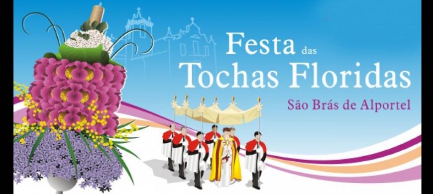 Easter Flower Festival in São Bras de Alportel