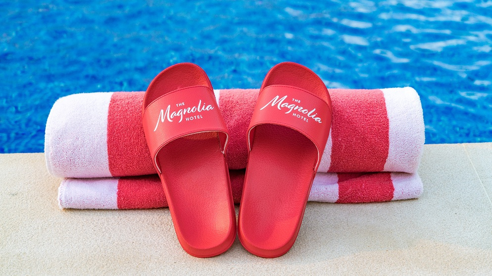Endless Summer at the Magnolia Hotel