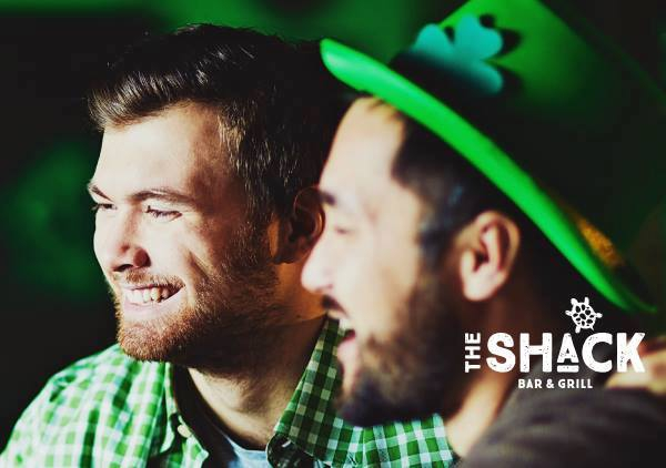 Experience St. Patrick's Day at The Shack.
