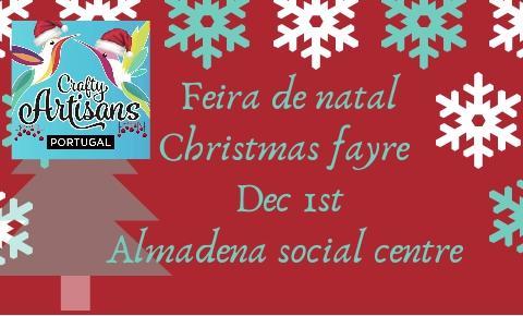 feira de natal, Christmas fair