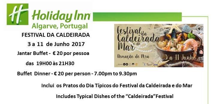 Festival da Caldeirada e do Mar - 3 a 11 de Junho 2017