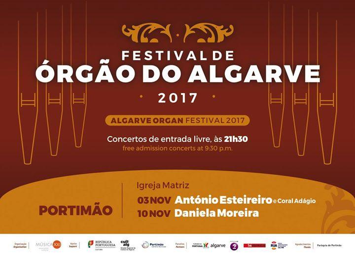 Festival de Órgão do Algarve 2017