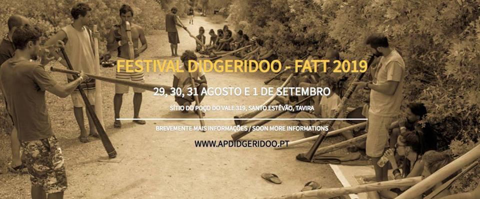 Festival Didgeridoo FATT 2019
