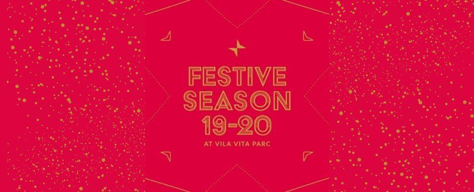 Festive Group Menus at VILA VITA Parc