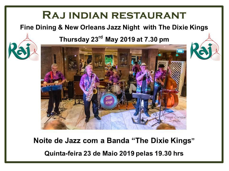 Fine Dining & New Orleans Jazz Night