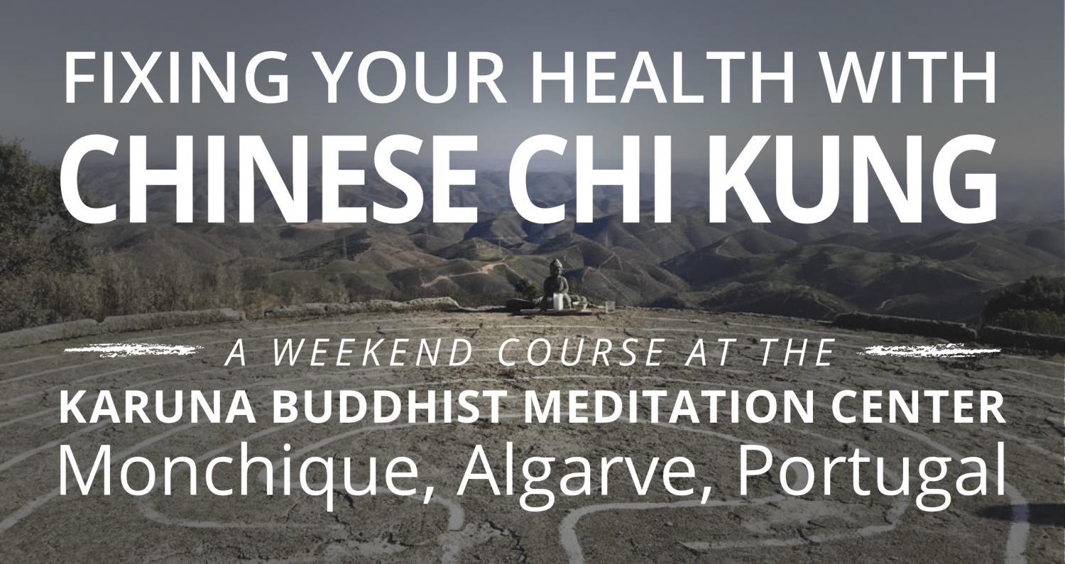Fixing your health with Chinese Chi Kung