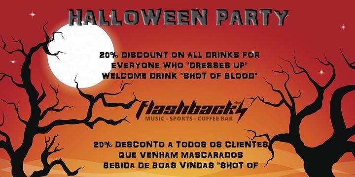 Flashback bar - Halloween Party