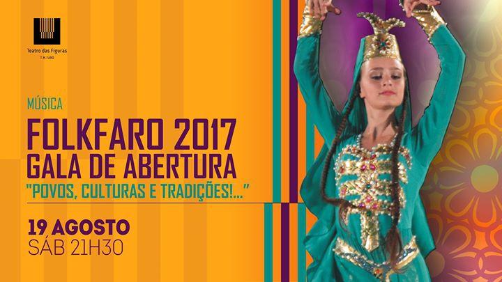 FolkFaro 2017 - Gala de Abertura