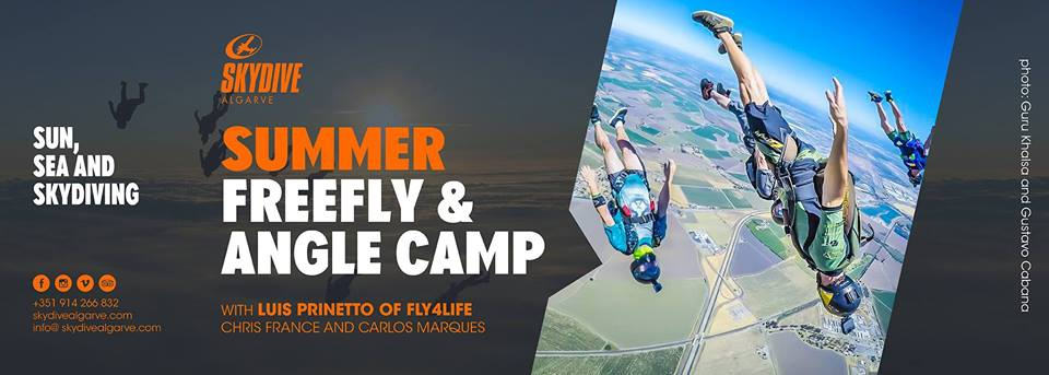 Freefly & Angle Camp with Luis Prinetto of Fly4Life
