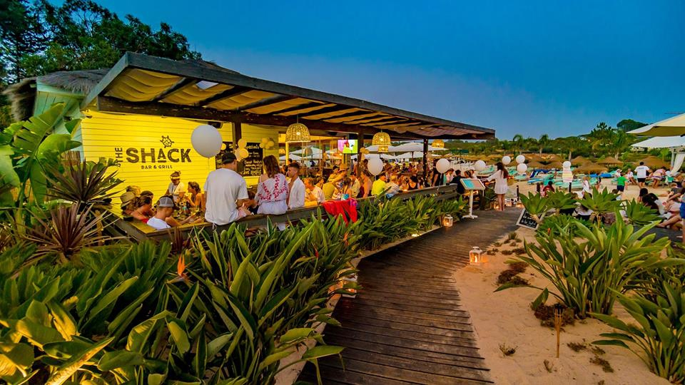 Full Moon Party at The Shack