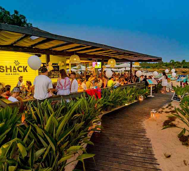 Full Moon Party at The Shack Bar