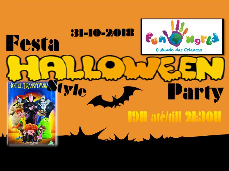 FunWorld Halloween Party