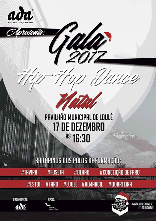 Gala Hip Hop Dance Natal 2017