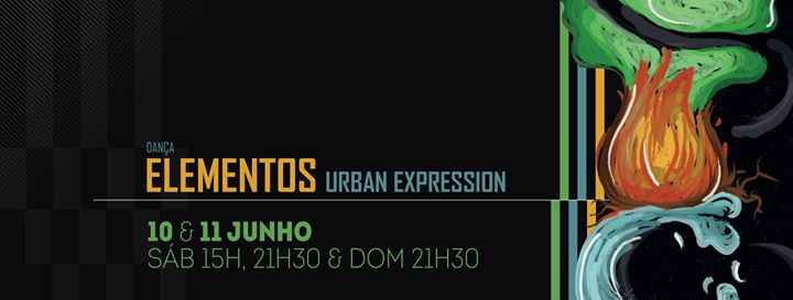 Gala Urban Xpression: Elementos