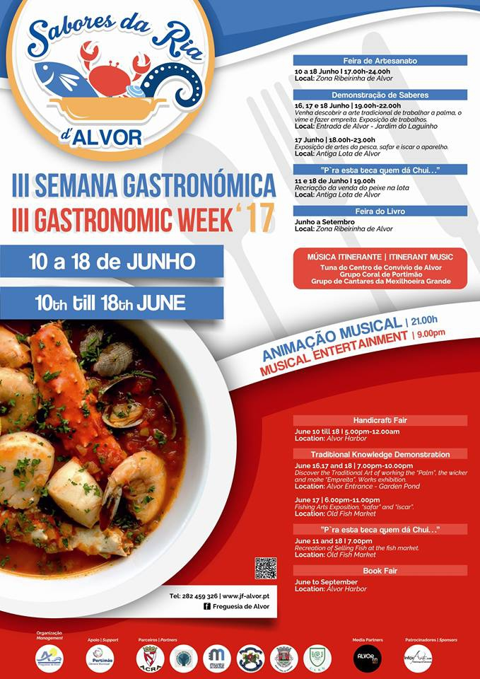 Gastronomic Week 17