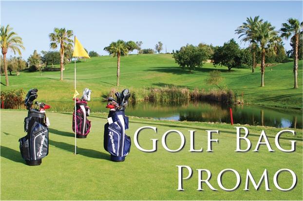 Golf Bag Rental at Pestana