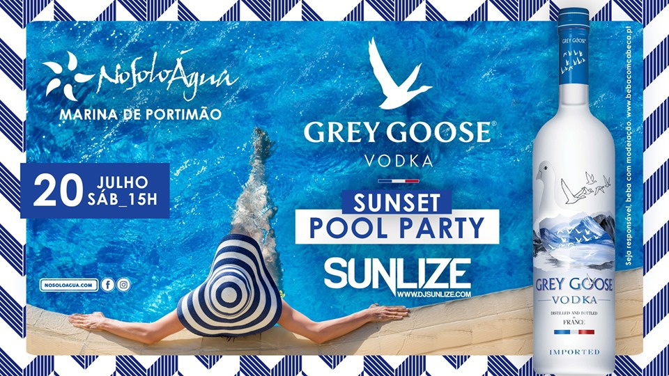 Grey Goose Sunset Pool Party