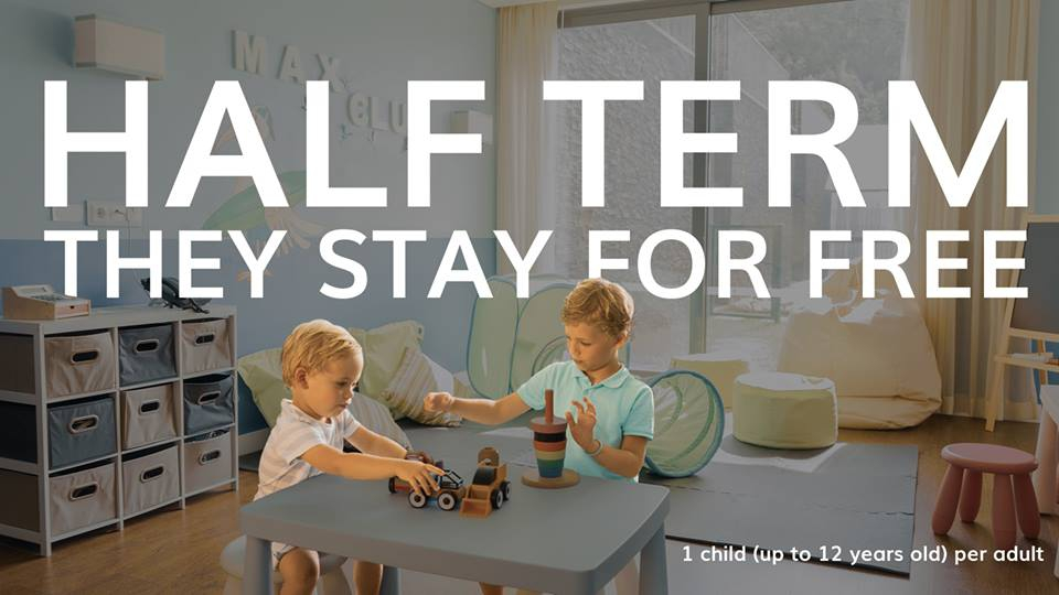 Half Term - Kids Stay for FREE at Macdonald Monchique