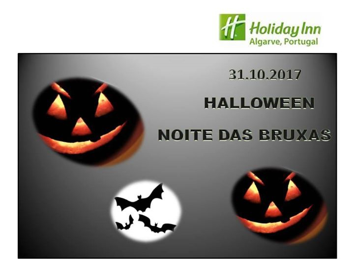 Halloween - 31.10.2017 - Noite Das Bruxas