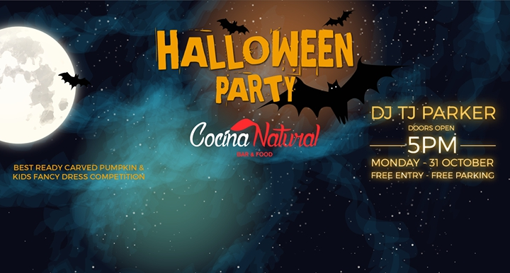 Halloween Party | Cocina Natural