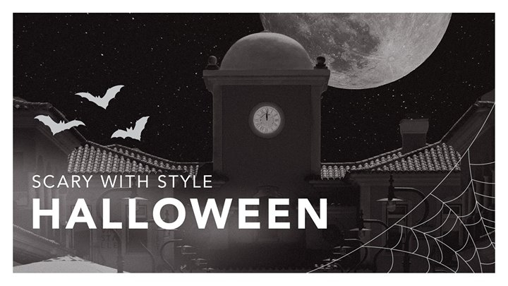 Halloween - Scary with Style