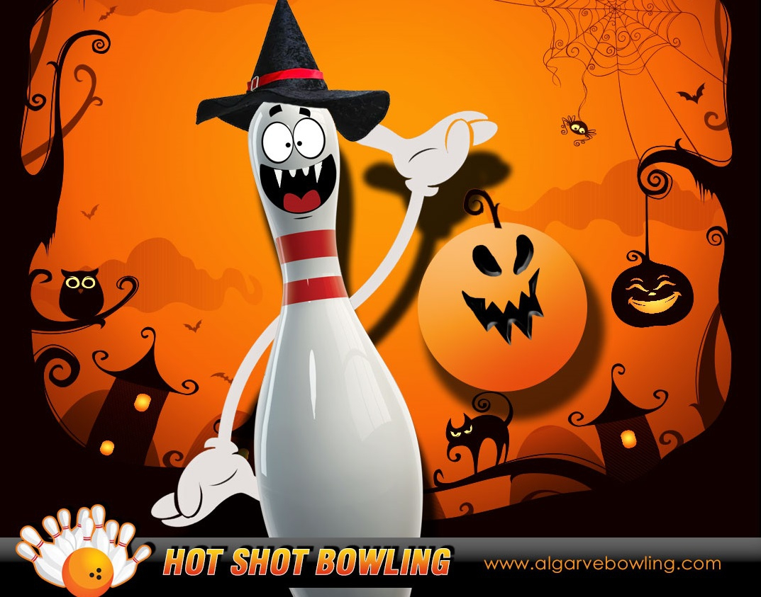 Hot Shot Bowling Spooky Special