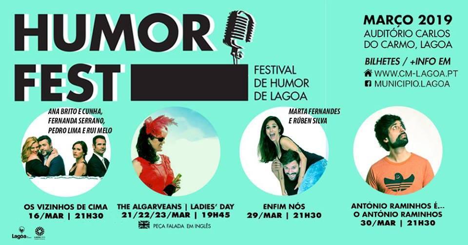 Humorfest Lagoa 2019
