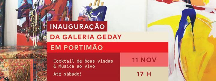 Inauguração da GEDAY em Portimão