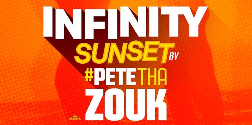 Infinity Sunset by Pete Tha Zouk
