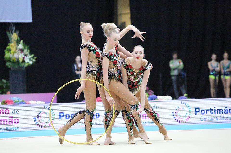 International Gymnastics Tornament - Portimão