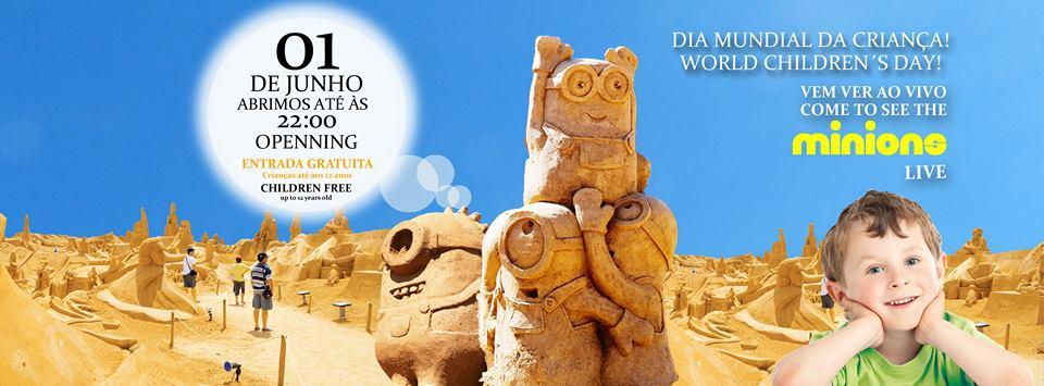 International Sand Sculptures Festival - FIESA2018