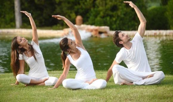 International Yoga Day at VILA VITA Parc