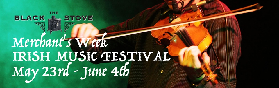 Irish Music Festival at The Black Stove
