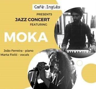 Jazz at Café Inglês