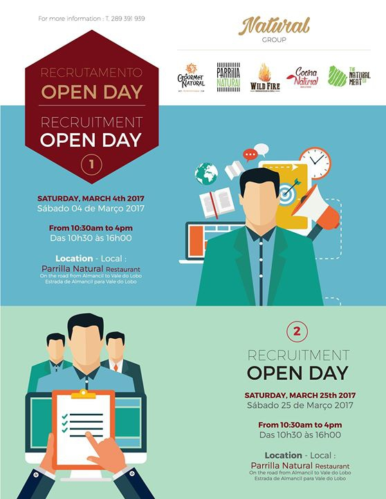 JOB OPEN DAY