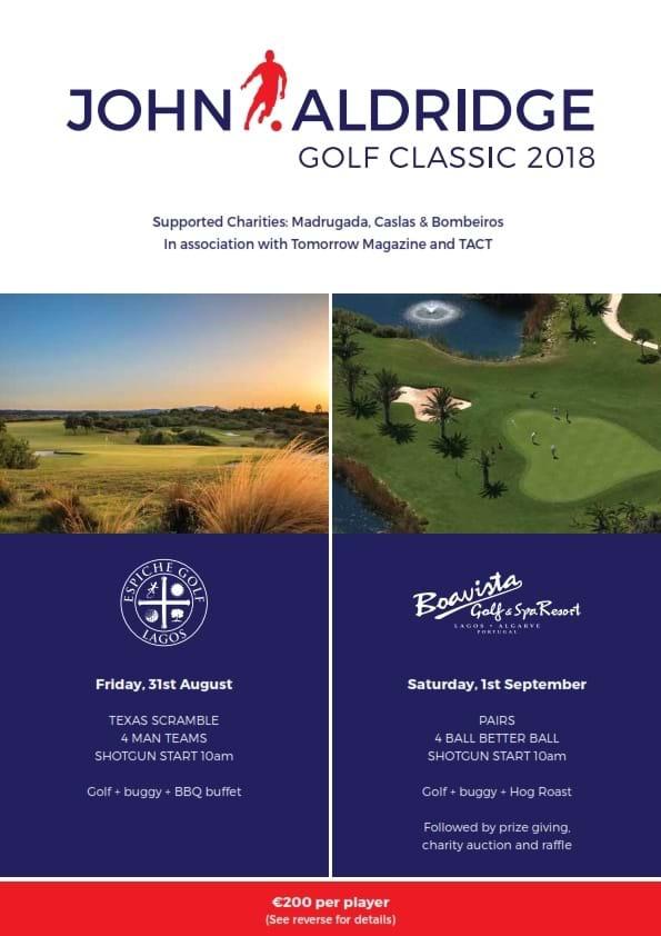 John Aldrige Golf Classic at Espiche Golf