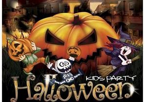 Kids Halloween Party