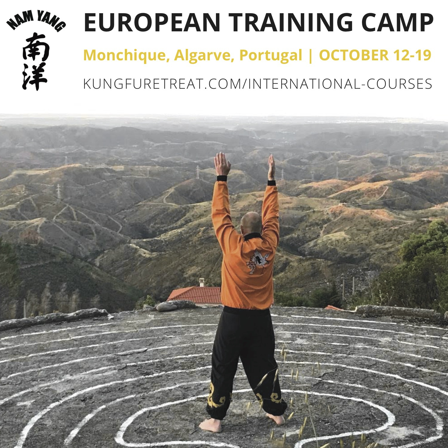 Kung-Fu European Training Camp