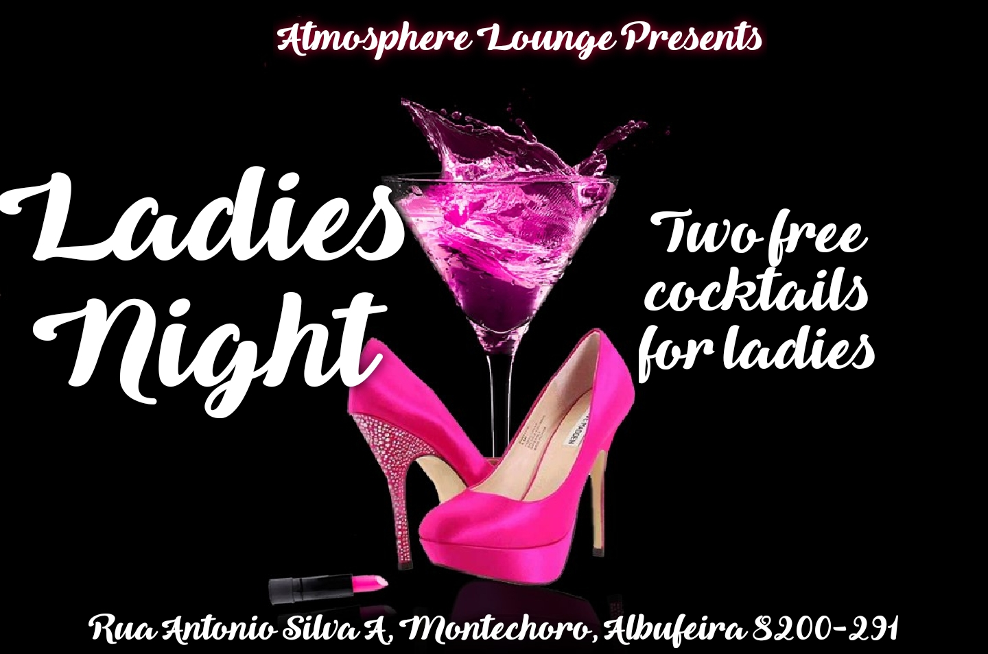 Ladies Night @ Atmosphere Lounge