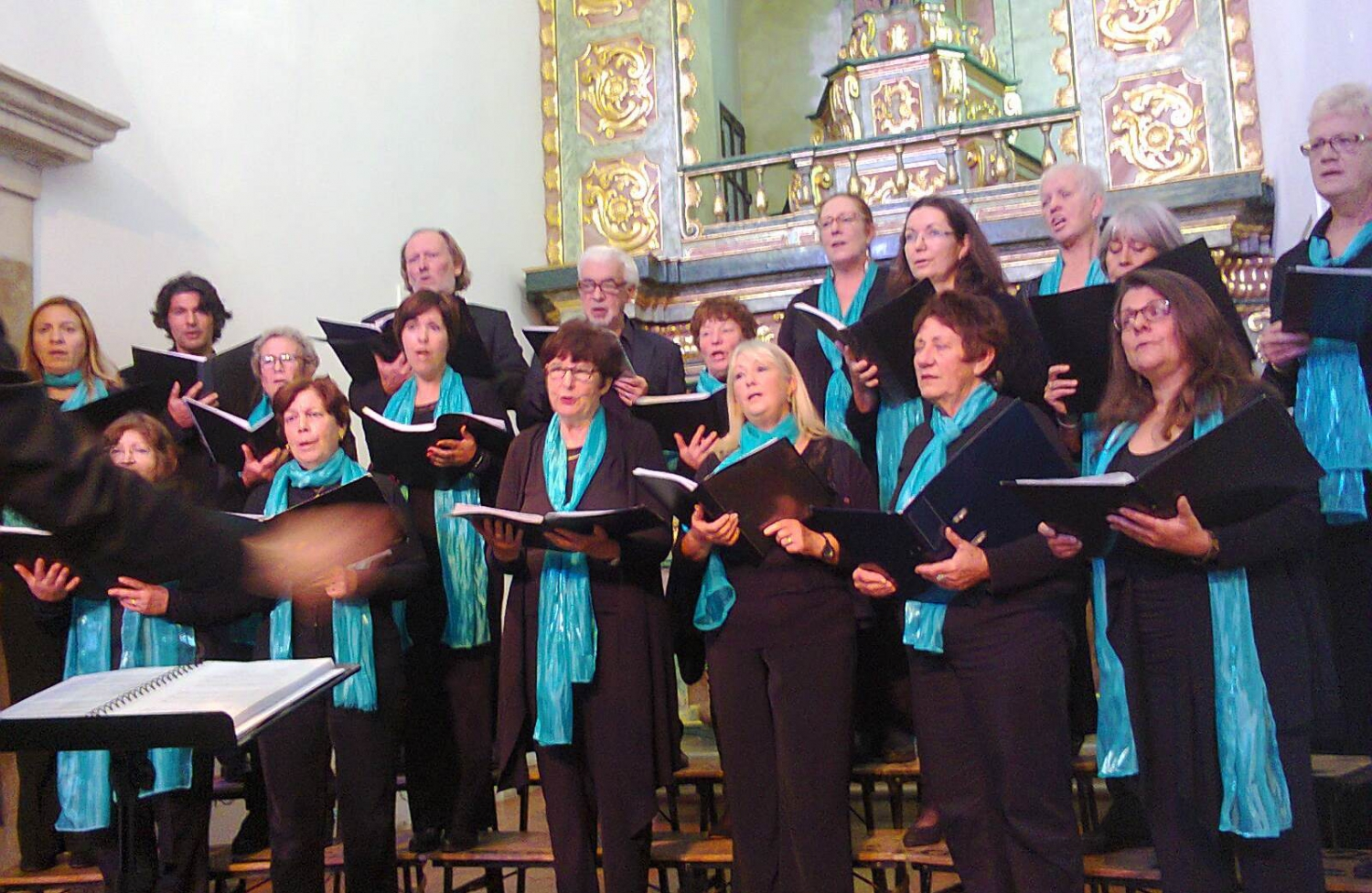 Lagoa Choir Week 2018