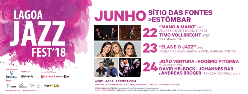 Lagoa Jazz Fest 2018