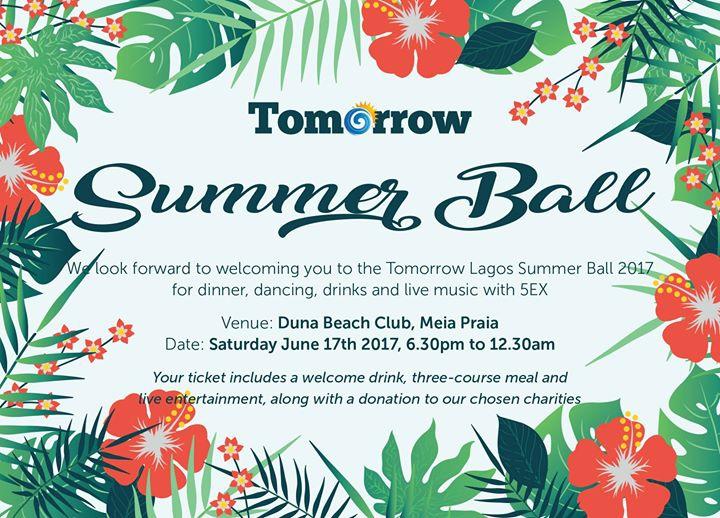Lagos Summer Ball