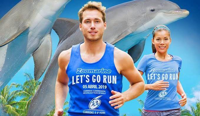 Let's Go Run 2019 at Zoomarine