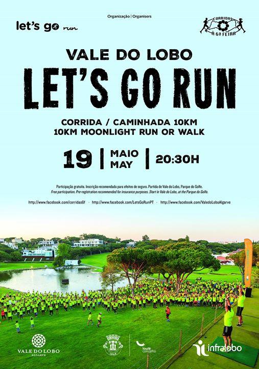 Let's Go Run Vale do Lobo