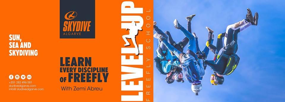 Level Up Freefly Week with Zemi Abreu